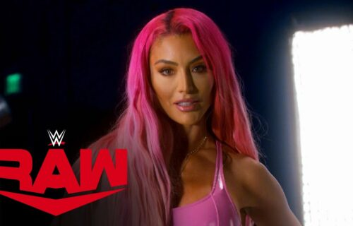 Eva Marie Reacts To WWE Release Rumor