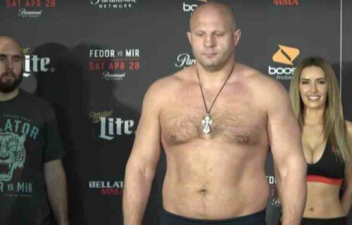 Fedor Emelianenko To Fight Former WWE Champion?