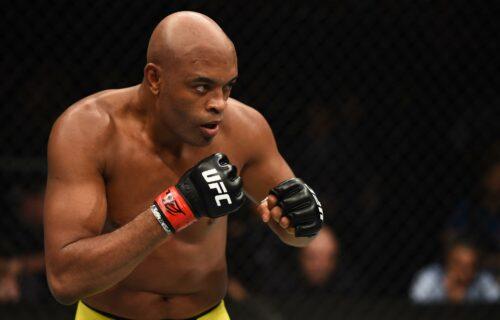 Anderson Silva Drops Floyd Mayweather Bombshell