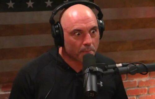 Joe Rogan Reveals UFC Champion Is 'Cheating'