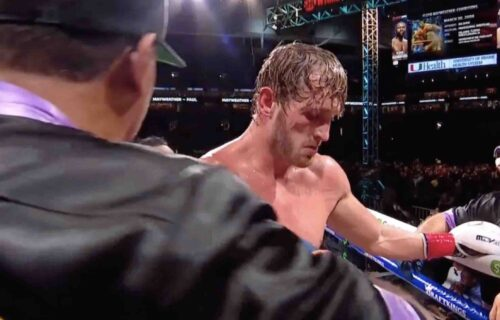 Logan Paul 'Ordered' To Not KO Floyd Mayweather