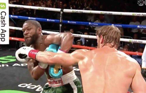 Mauro Ranallo 'Botches' Floyd Mayweather vs. Logan Paul