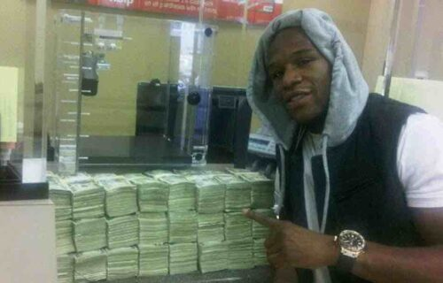 Floyd Mayweather Paid Huge Money To 'Rig' Fight
