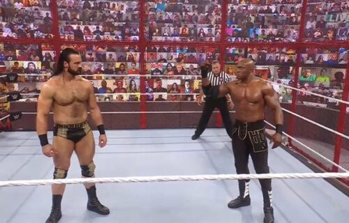 Drew McIntyre 'Ends' TV PG At WWE Hell in a Cell?