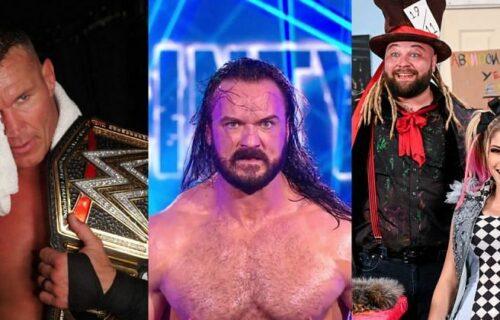 WWE Raw 'Removing' Former World Champion?