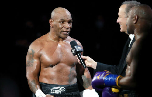 Mike Tyson Admits To Using Surprising Drug
