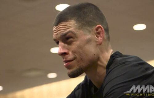 Nate Diaz Gives Drugs To Top UFC Fighter