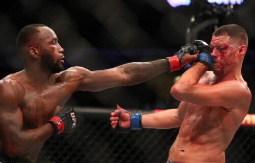 Nate Diaz Caught Using Drug At UFC 263