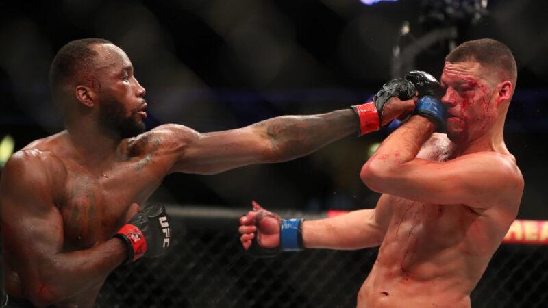 USP MMA: UFC 263-DIAZ VS EDWARDS S MMA USA AZ