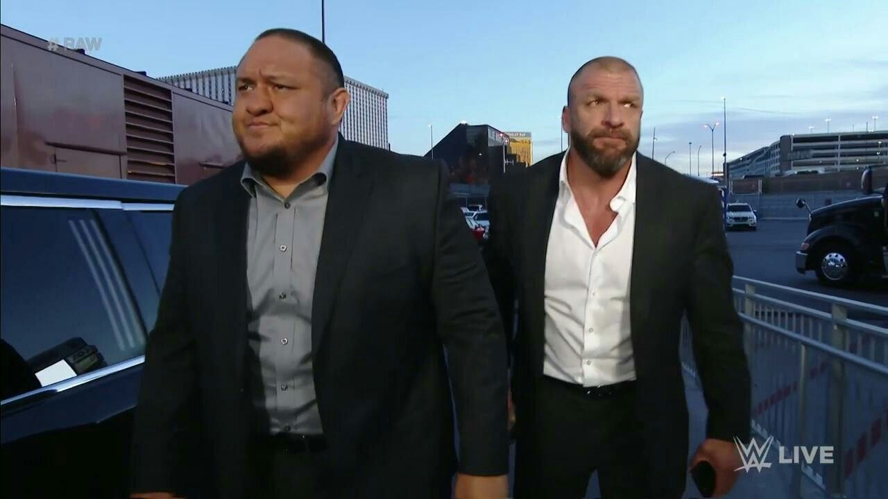 """Triple H On Recent WWE Releases: """"It's Just Business"""""""