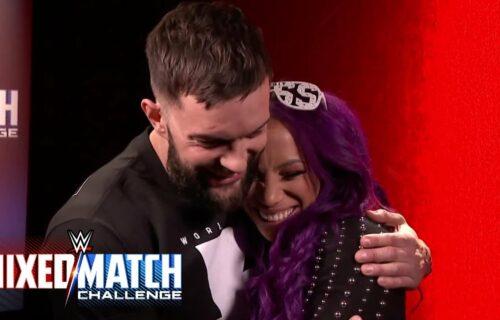 Sasha Banks Drops Finn Balor Bombshell