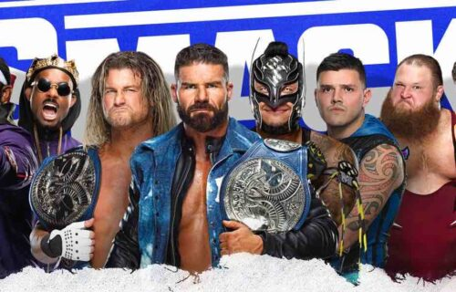 WWE Smackdown Tag Team 'Rushed' To Hospital?