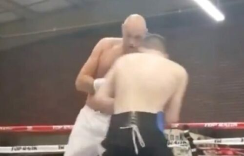 Tyson Fury Sad Training 'Meltdown' Revealed