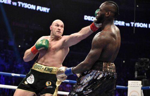 Tyson Fury Leaks 'Bad' Deontay Wilder Health News