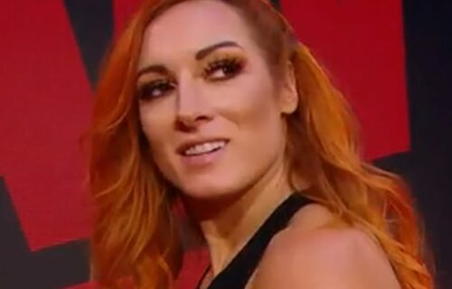 Becky Lynch Text Messages To Older Star Revealed