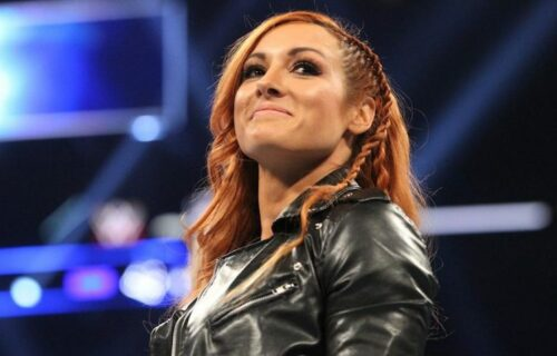 Becky Lynch Cryptic 'Leaving' WWE Photo Leaks
