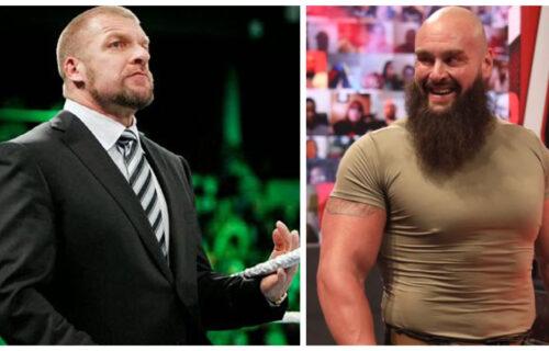 Triple H Reveals Why WWE Fired Braun Strowman