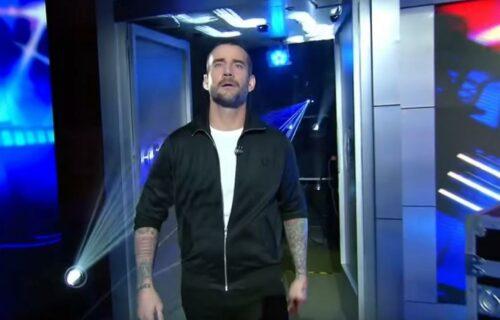 AEW 'Scheduling' CM Punk Debut