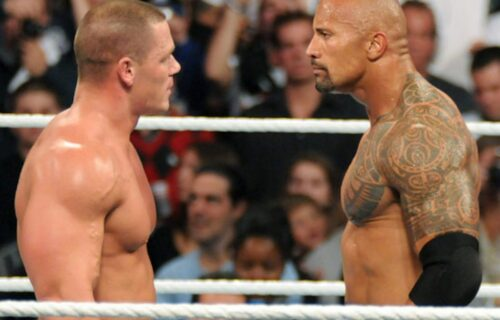 John Cena Drops The Rock Return Bombshell