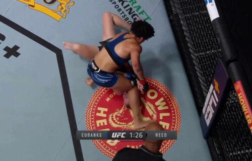 UFC Vegas 32 'Disgusting' Eye Injury Photo Leaks