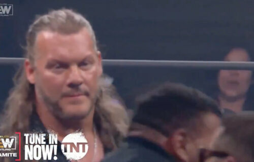 Chris Jericho 'Attacked' By AEW Fan At Show