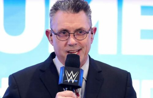 Michael Cole Shouts Out Fired Star On Smackdown