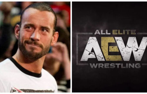 CM Punk 'Can't Debut' At Major AEW Show