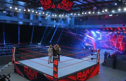 WWE Rehiring Former World Champion On Raw?