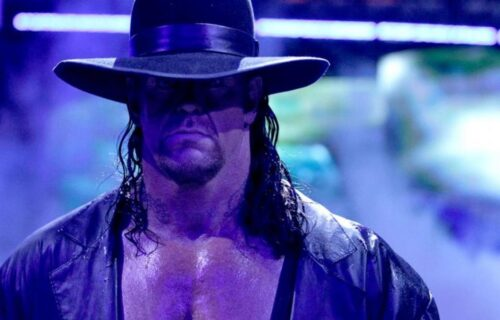 Former WWE Champion 'Rips Off' Undertaker On Raw