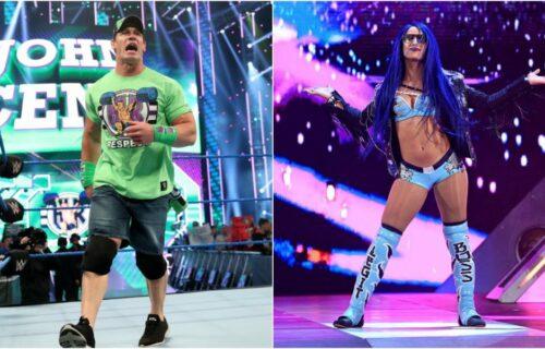 Sasha Banks & John Cena Huge WWE Rumor Leaks