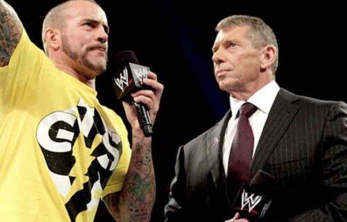 Vince McMahon 'Rejected' Part Of CM Punk Pipe Bomb