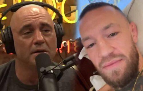 Conor McGregor 'Crazy Message' To Joe Rogan Leaks