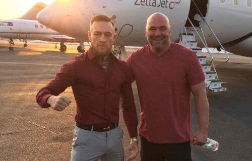 Dana White 'Embarrasses' Conor McGregor In Video