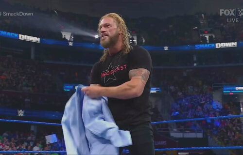 Edge Shouts Out AEW Star On Smackdown