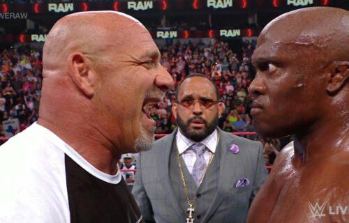 Goldberg Canceling Major WWE Appearance