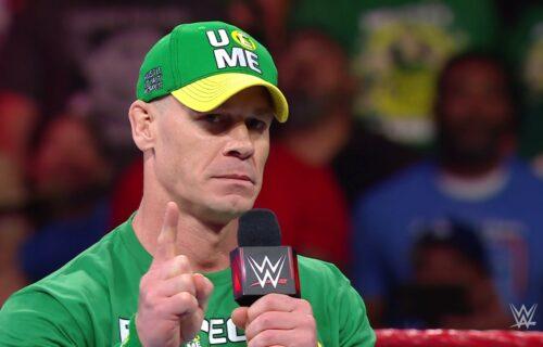 John Cena Bold Message To Smackdown Diva Leaks