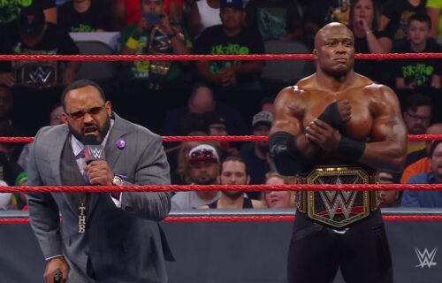 MVP 'Swearing' On WWE Raw Ends TV PG?