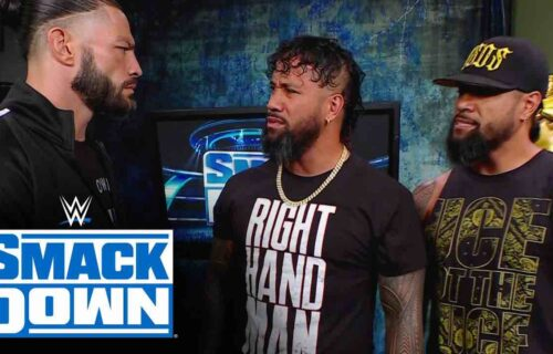 Roman Reigns & Usos 'Removed' From Smackdown?