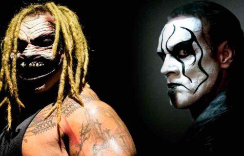 Bray Wyatt Surprising Photo With Sting Revealed