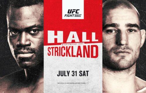 UFC Vegas 33 Cancels 'Majority' Of Fights