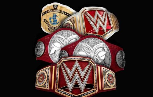 WWE Champions 'Removed' From Major Show
