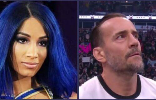 Sasha Banks Bold Message To CM Punk Leaks
