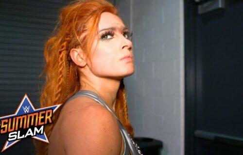 Becky Lynch SummerSlam Return Match Leaks?