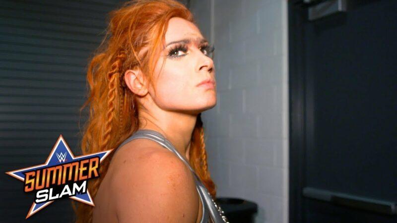 Becky Summerslam