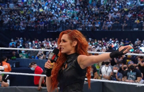 Becky Lynch DM's To Conor McGregor Revealed