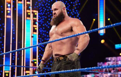 Braun Strowman Drops Bombshell Before Raw