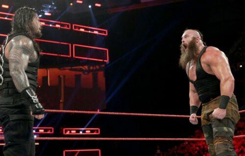 Roman Reigns 'Disrespects' Braun Strowman After Firing