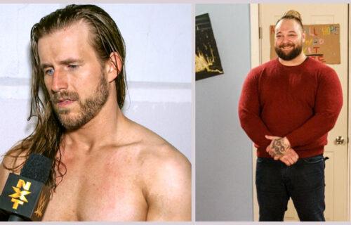 Adam Cole & Bray Wyatt AEW Debut Leaks In Photo?