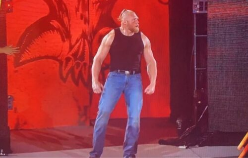Brock Lesnar Huge New WWE Contract Leaks