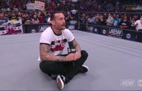 CM Punk Drops WWE Return Bombshell